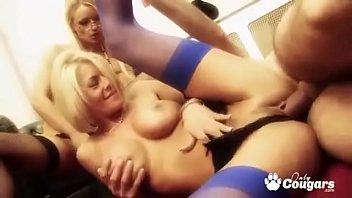 Sexy women shaving - Sexy mature women tia lane and jools brooke have a threesome