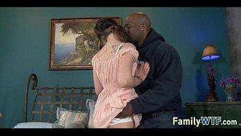 White daughter black stepdad 071