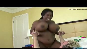 Unbelievable Ebony Tits