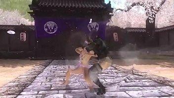 Motoko Kusanagi Ghost In The Shell vs Kasumi Dead or Alive 5