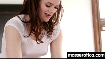 Sensual Lesbian Massage Leads To Orgasm 7