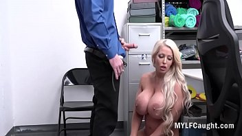 Maybe, My Tits Will Change Your Mind- Allura Jenson
