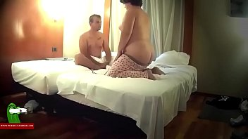 Hard fucked with the fat girl on the hotel's room ADR0027