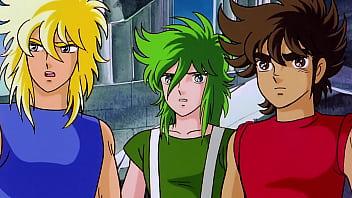 Hentai cavaleiros do zodiaco - Os cavaleiros do zodiaco filme 04 - os guerreiros do armagedon