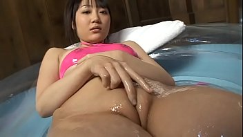 Himari Tasaki Super High-cut leotard pink legs-fetish image video solo
