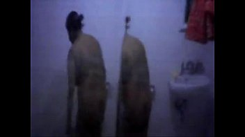 Sexy Naked Indian Bhabhi In Bathroom