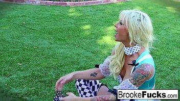 Brooke Brand the Alice & Olivia the Minnie Halloween fuck