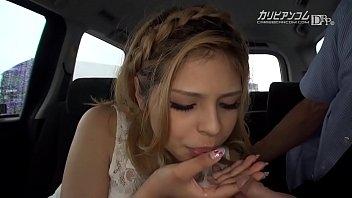ドライブ Go Naked ~スピリチュアルスポットでパイパンマンコに幸せの種まき~ 2