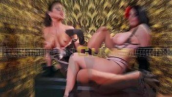Lesbian day dream pussy licking | lesbiancums.com