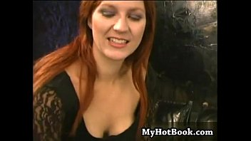 Kelly is a lovely redhead  who will be performing Thumb