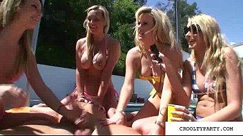 Pool Side Bacholette Mayhem!p2