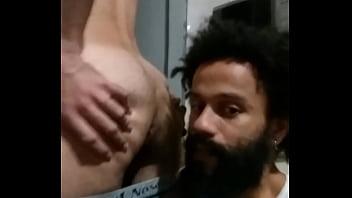chupando um cu