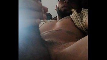 big black latino dick hot sexy jerk off stripping