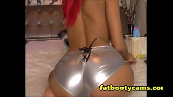 Red Hair Latina Fucked in the Ass - fatbootycams.com