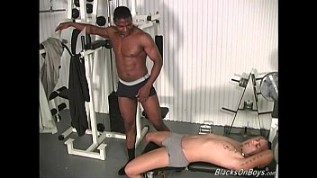 Gay neri - Black guys fucking a white dude at the guy
