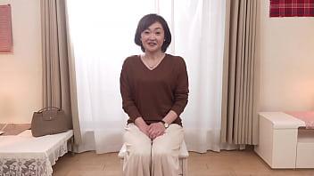 初撮り五十路妻ドキュメント 板垣慶子