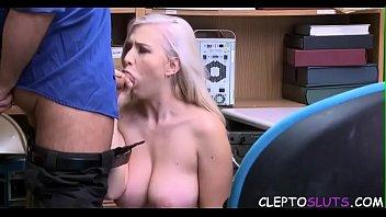 BLONDIE f. to FUCK for her SINS- JAILER