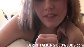 Filthy talking teens Let me put your cock in my barely legal mouth joi