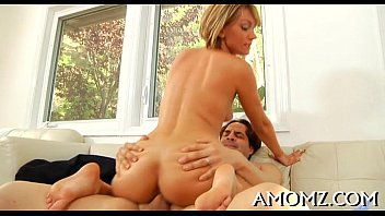Sultry mom fucked by a hawt lad