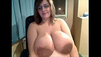 Sexy brown areolas Extra big areolas