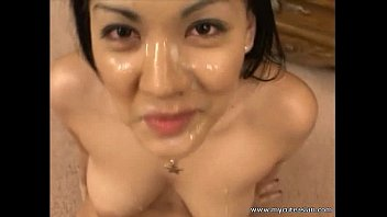 Hottest cumshots ever Hottest asian ever gives amazing blowjob