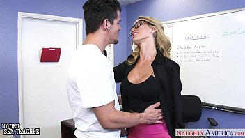 Sarah sex doll Busty sex teacher sarah jessie gets fucked