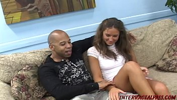 Cute teen Jayma takes too much monster black cock - sunny lenone thumbnail