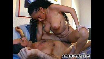 Tenn ameture tube sex Busty amateur girlfriend sucks and fucks with cum