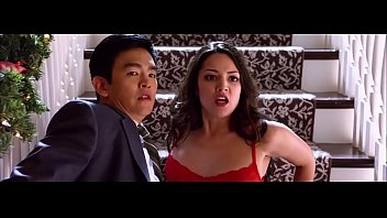 Cassie Keller - Paula Garces - A Very Harold and Kumar 3D Christmas (2011)