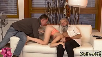 Lust for old men Unexpected practice with an older gentleman