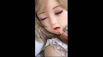 106cm Yoyo Young sex doll teen girl silicone realistic