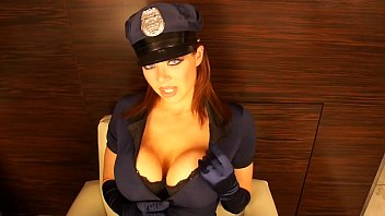 Busty Ginger Policewoman Makes You an Offer