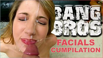 Cum shot ceng Bangbros - epic facial fest cum shot compilation preston parker jizzing on over 40 faces pancakes