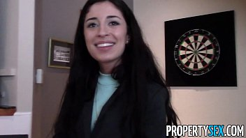 Propertysex - Stunning Real Estate Agent Turns Out To Be Naughty Escort