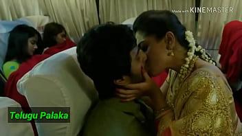 Kannada sex scene - Rashmika kiss scene