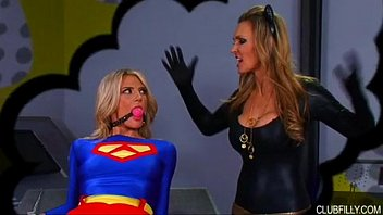 Tanya Tate's Cosplay Queens And Tied Up Teens (trailer)