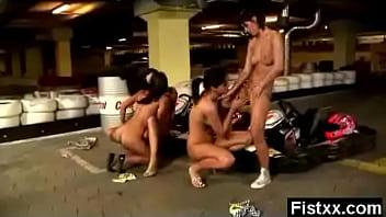 Hot Body Fisting Mature Explicit Sex