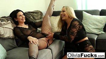 Olivia fucks Trina Rush