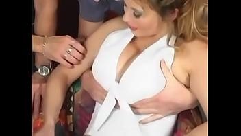Constance Devil - Threesome