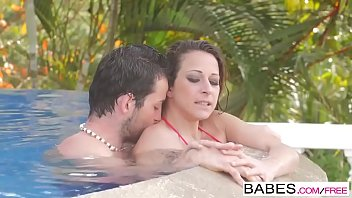 Pool and bottom drain clogged Babes - elegant anal - fun pool starring joel and martina gold clip