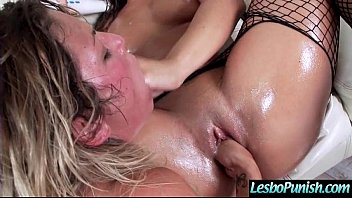 (abella&kissa) Mean Lez Use Toys To Punish On Cam A Cute Lesbo movie-03