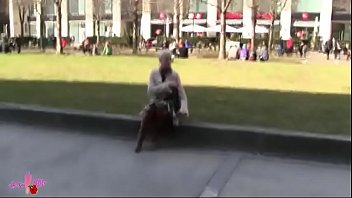 PUBLIC GERMAN GIRL FUCKED IN THE SHOPPING CENTER