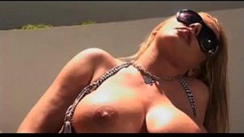 Briana Banks Sexy Hot Bikini