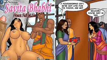 Host porn toon - Savita bhabhi episode 80 - house full of sin