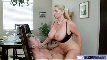 Karen dreams porn star - Sexy wife with big tits enjoy sex on tape vid-27