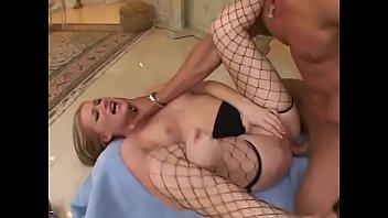 Hot blond deep throats stud