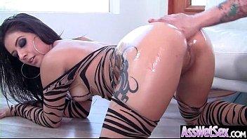 (Jynx Maze) Big Curvy Butt Girl Enjoy On Cam Deep Anal Sex video-17