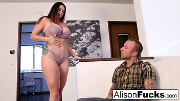Allison hannigan fake nude Alison drains chads cock with her mouth