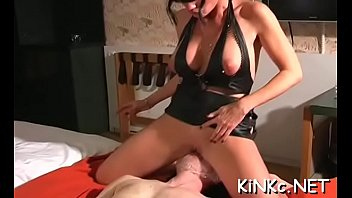 Fisting porn movies sites - Nasty domme smothers serf and tortures with electricity