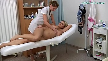 Katerina Hartlova medical exam